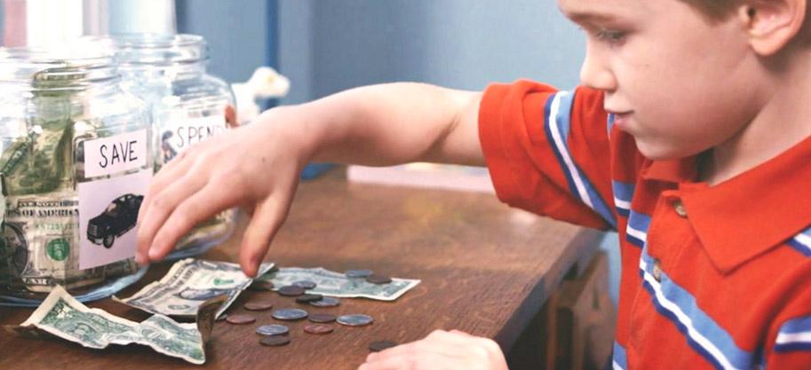 Учим детей обращаться с деньгами. Советы западного специалиста с переводом финансового советника из России.